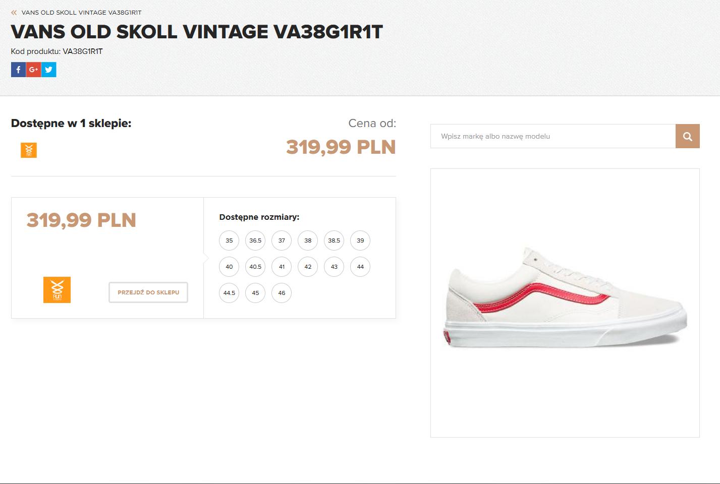 f16ca4c0f179b Skoro mowa o Sneakersach to przeglądając tą stronę uświadomiłam sobie, że  właśnie ich mi brakuje. Wybrałam model Vans Old Skoll Vintage – białe buty z  ...
