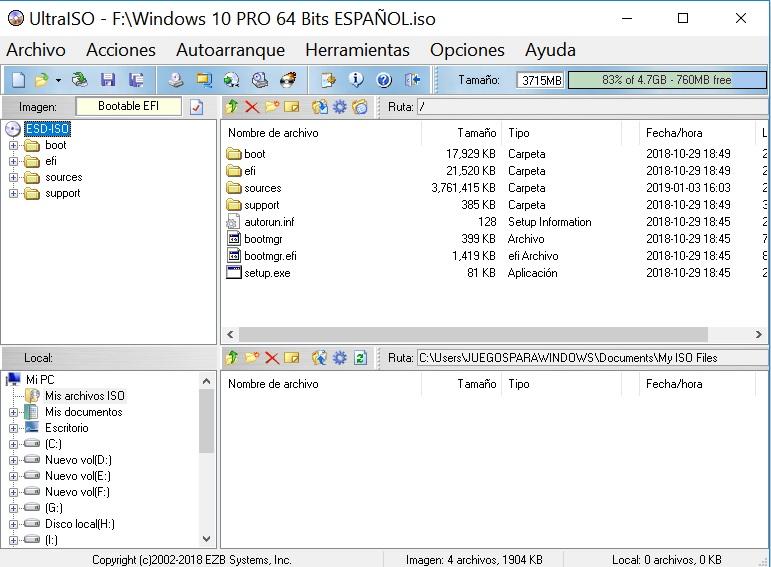 UltraISO Premium Edition v9.7.1.3519 PC ESPAÑOL 1