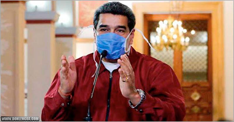 Maduro aprovechará el virus para mantener a toda la gente en sus casas un mes más