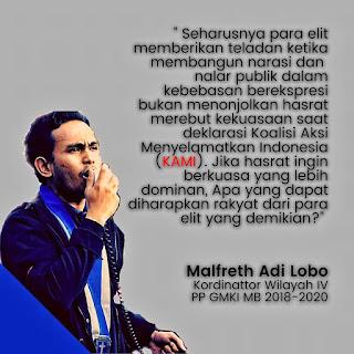 Kontroversi Deklarasi KAMI Tuai Kritik Tokoh Jawa Tengah.