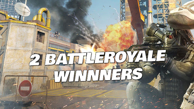 2 Battleroyale Matches! 2 Wins! CALL OF DUTY: MOBILE Gameplay on PC!