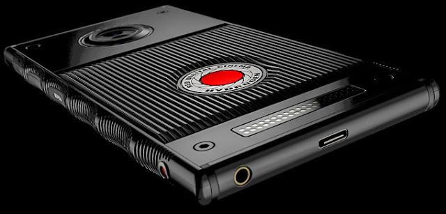 RED Hydrogen One, Smartphone Modular dengan Layar Hologram