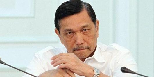 Bela dan Puji Jokowi, Menko Luhut Pesan Jangan Menjelekkan Presiden