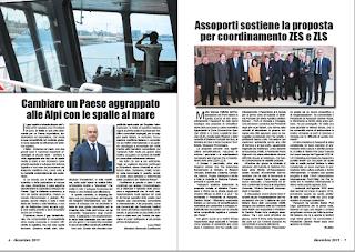 DICEMBRE 2019 PAG. 6 - Cambiare un Paese aggrappato alle Alpi con le spalle al mare