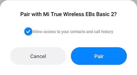 Mi True Wireless اقران
