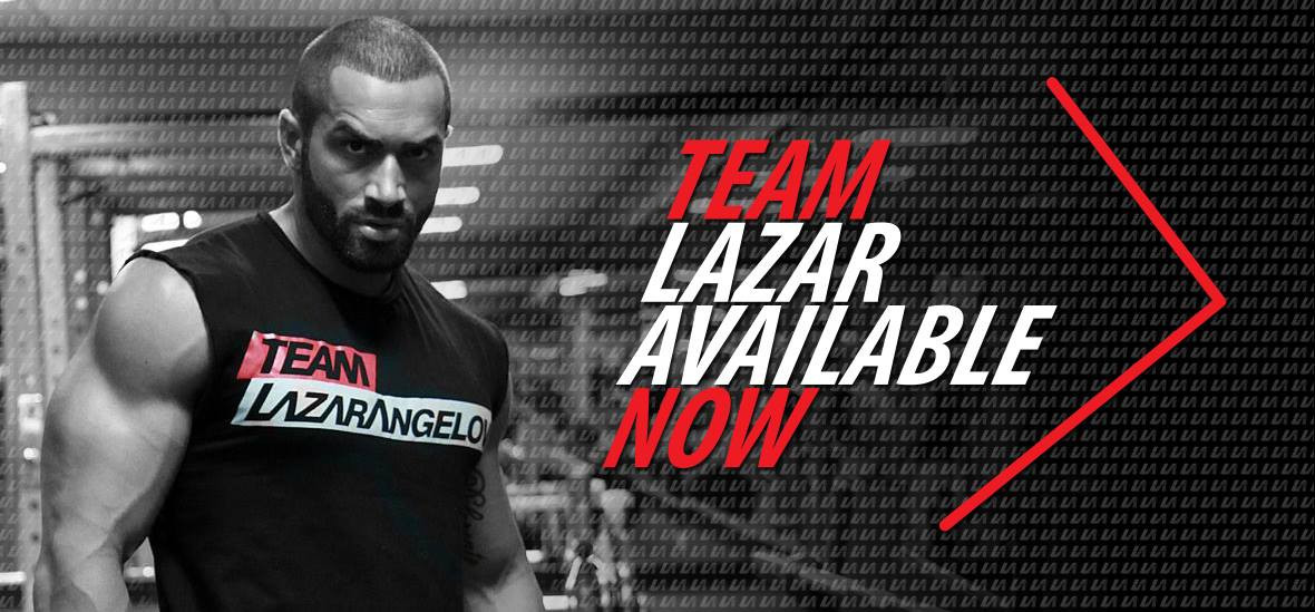 Team Lazar Angelov Wallpaper