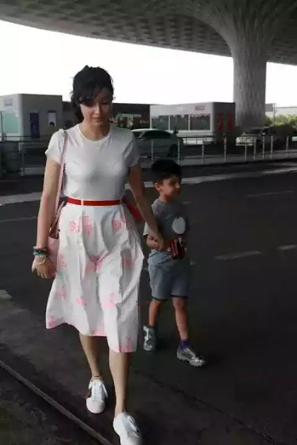 Divya-khosla-and-her-son