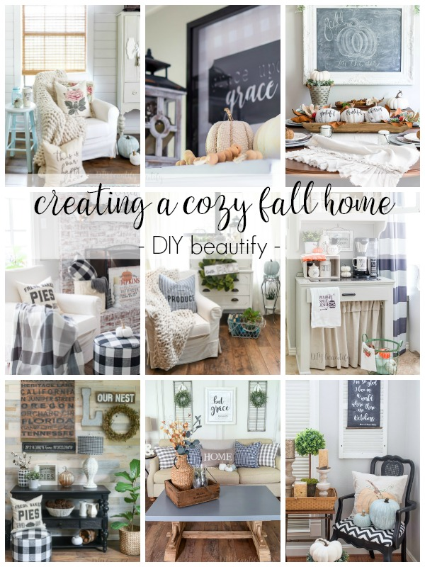 cozy fall home ideas
