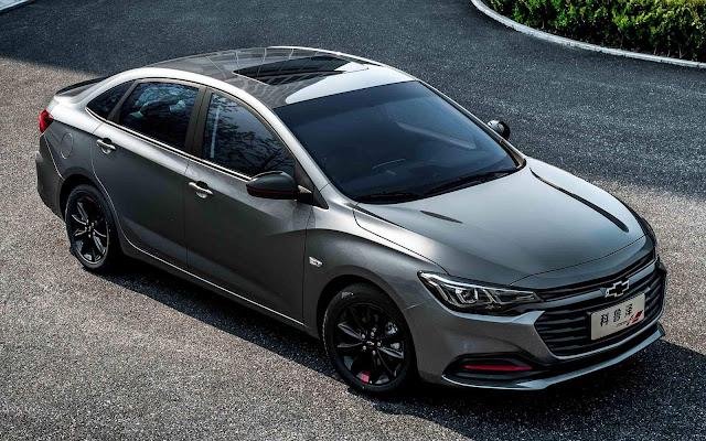 Novo Chevrolet Monza 2021