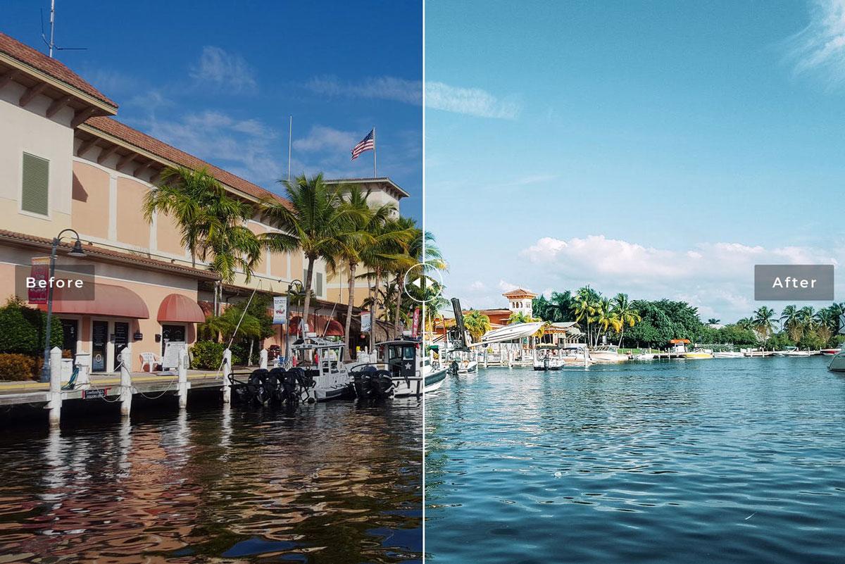 Florida Mobile %2526 Desktop Lightroom Presets