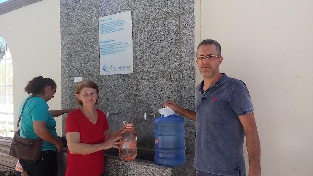 águas termais de Águas de São Pedro