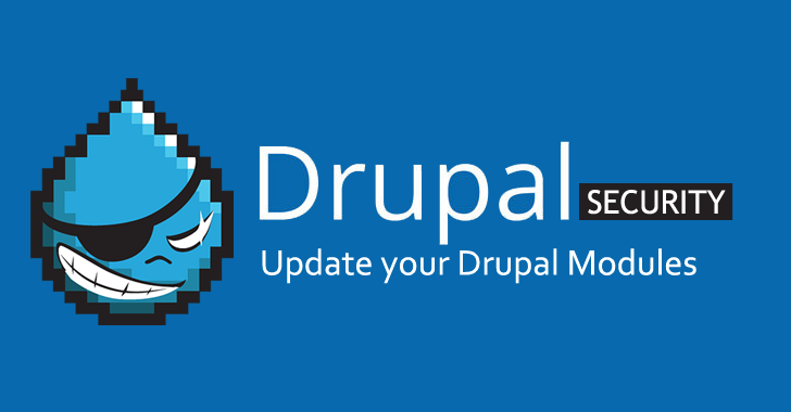 Several Critical Remotely Exploitable Flaws Found in Drupal Modules, patch ASAP!