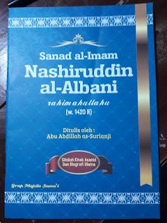 sanad guru syaikh albani