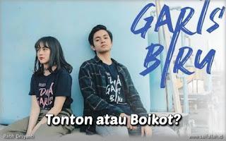 Film Dua Garis Biru, Tonton atau Boikot