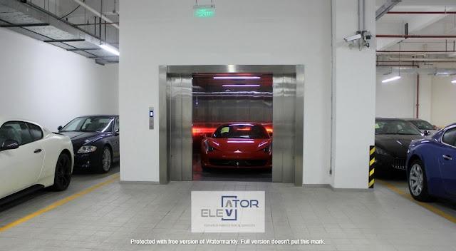 jasa fabrikasi elevator mobil Bengkulu