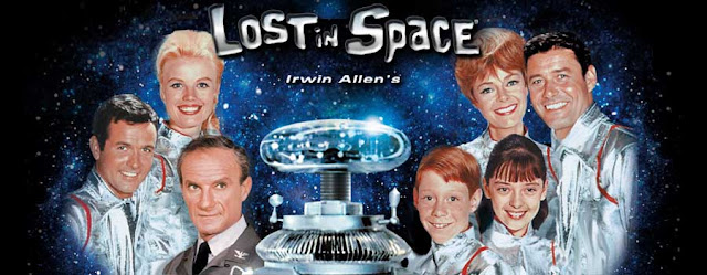 Lost in Space DVD cover movieloversreviews.blogspot.com