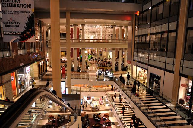Shopping Westfield em San Francisco