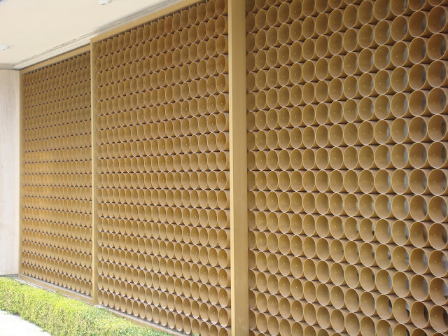 Mid Century Modern Wall Screens and Decorative Screen ...