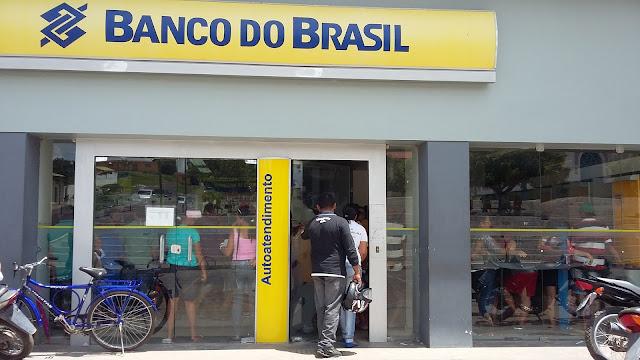 Banco do Brasil de São Bernardo do Maranhão é assaltada e assaltantes deixa vítima amarrada