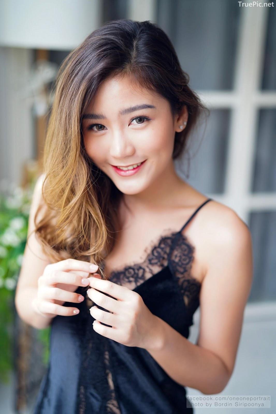 Thailand hot model Pattaravadee Boonmeesup vs Photo album Black Magic Sleepwear - Picture 10
