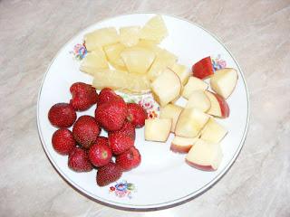 Retete fructe pentru frigarui,