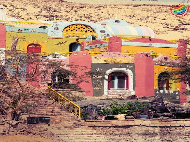 Nubian House - Aswan - Egypt