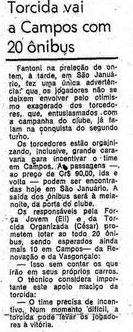 Força Jovem e TOV Jornal O Globo 1977 414b4bc37f3fd