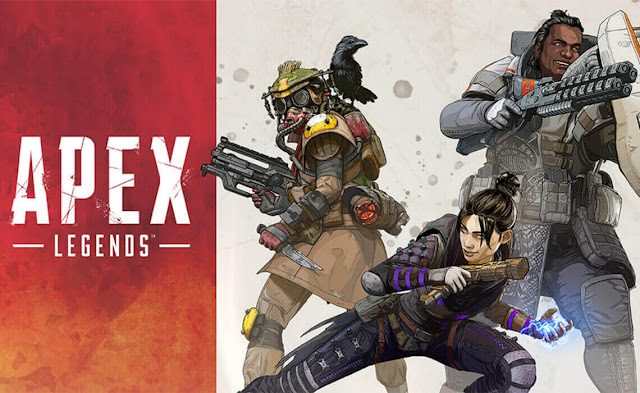 تحميل لعبة ابكس ليجند 2020 : Apex Legends للاندرويد برابط مباشر [ apk-obb ]