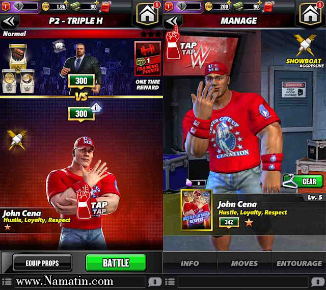 cheat wwe champion terbaru gratis