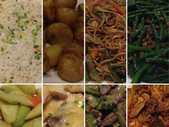 An Intimate Dinner at Holiday Inn Makati's Flavors Restaurant