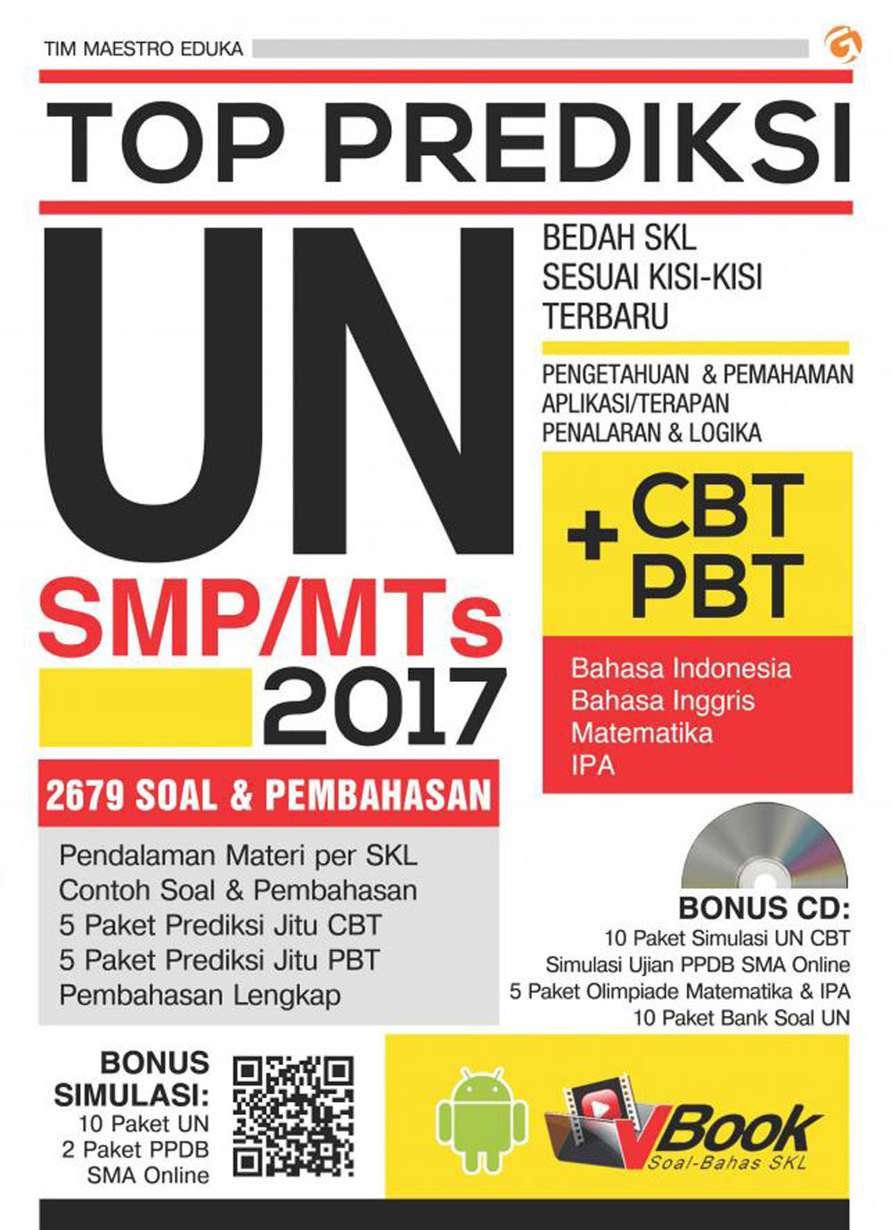 Imath Solution Buku Buku Latihan Un 2017 Sesuai Kisi Kisi Un 2016 2017