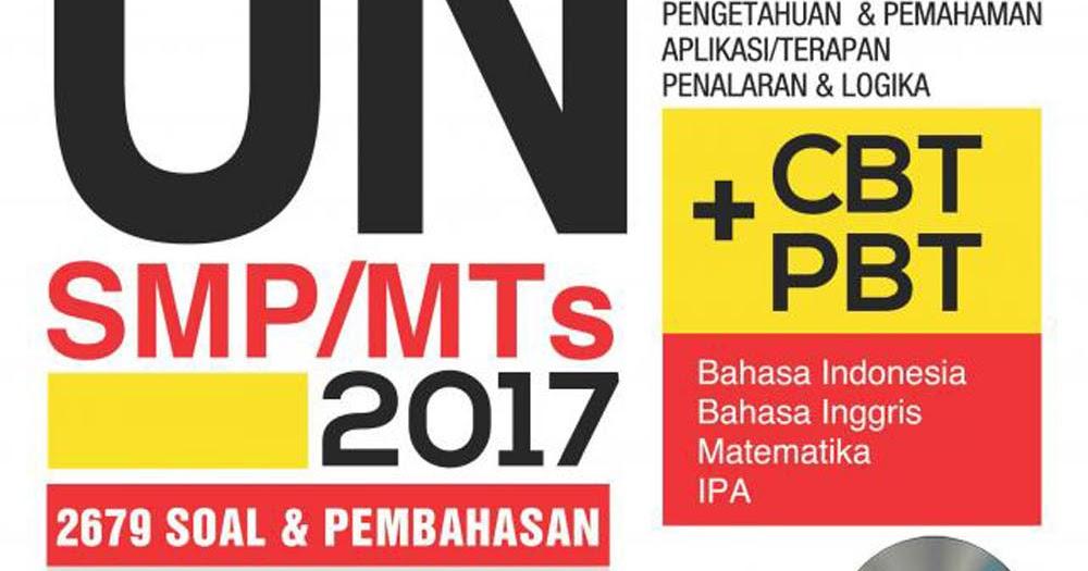 Imath Solution Buku Buku Latihan Un 2017 Sesuai Kisi Kisi Un 2016 2017