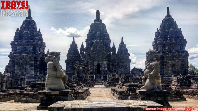 historical tourism, Yogyakarta, ancient buildings, Yogyakarta temple, Sewu Temple is also a masterpiece of the civilization of the ancient Mataram Kingdom recognized by UNESCO