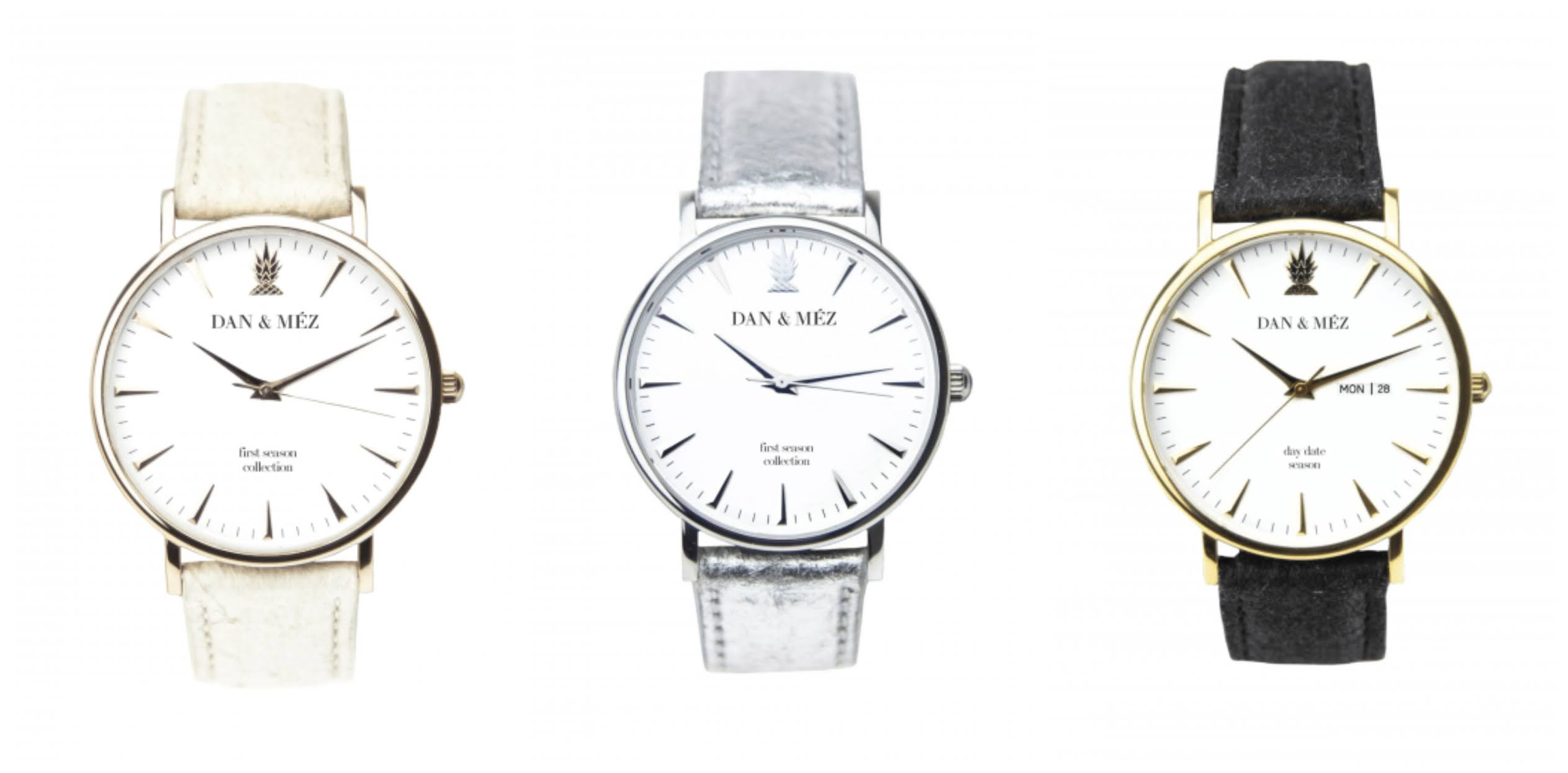 eco friendly sustainable watch brand