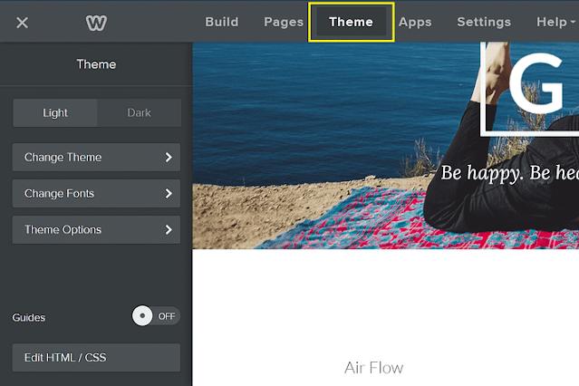 شرح كيفية إنشاء موقع الكتروني مجاني باستخدام Weebly