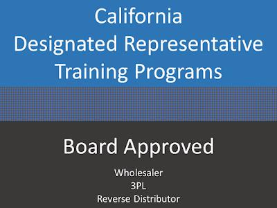 California Designated Representative Training Courses - online training by SkillsPlus International Inc.