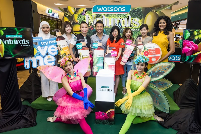 Nature's Beauty Secrets Unveiled With Naturals By Watsons