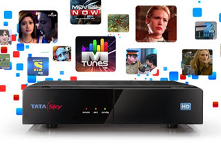 tata Sky Rs 1 Offer