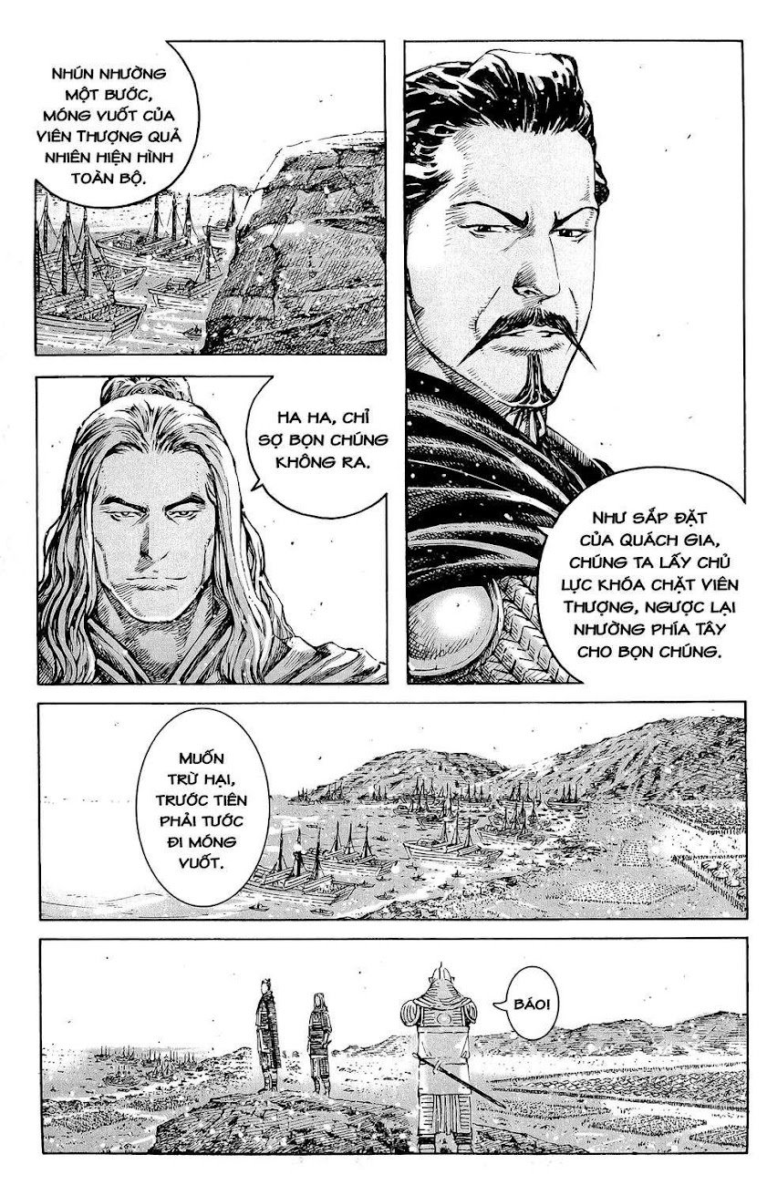 Hỏa phụng liêu nguyên Chương 359: Bạt thứ tại huyền [Remake] trang 11