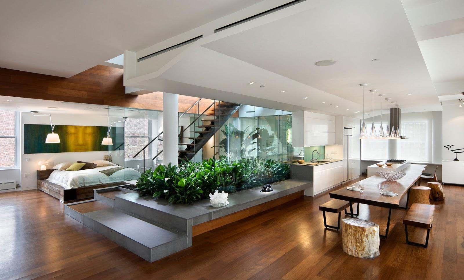 Luxury apartments interior design - Stylish Apartment With Design Interior