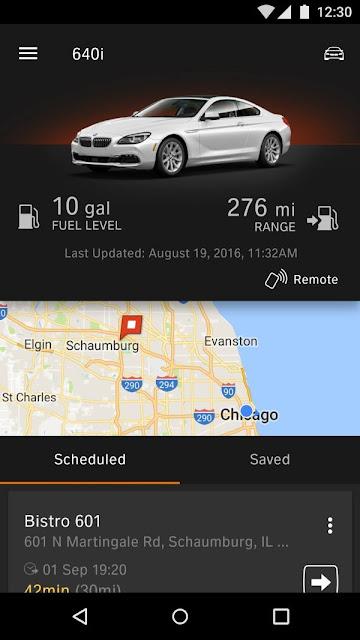 Το BMW Connected θα κυκλοφορήσει για Android smartphones