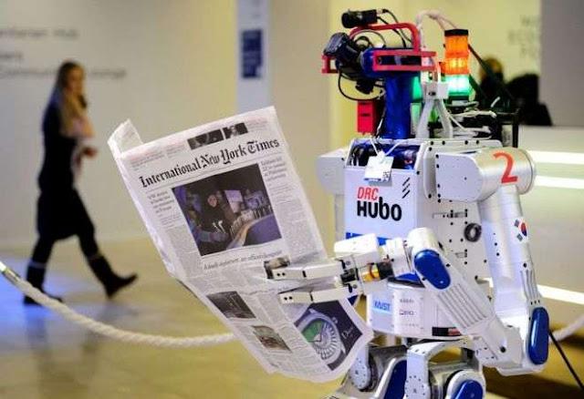 Perusahaan Ansuransi Jepang Pecat 30 karyawannya dan Diganti dengan Robot