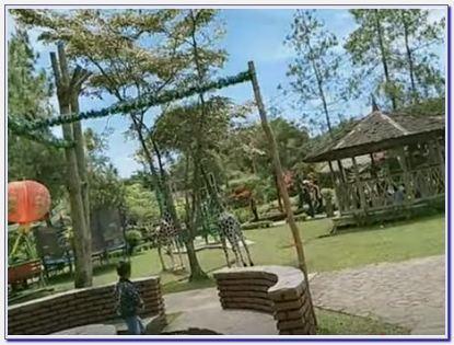 Wisata Jendela Alam Lembang Bandung