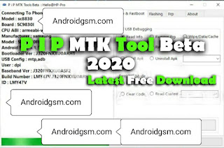 How To Download PiP MTK Beta Unlock Tool Latest Update 2020 Free Password Download To AndroidGSM