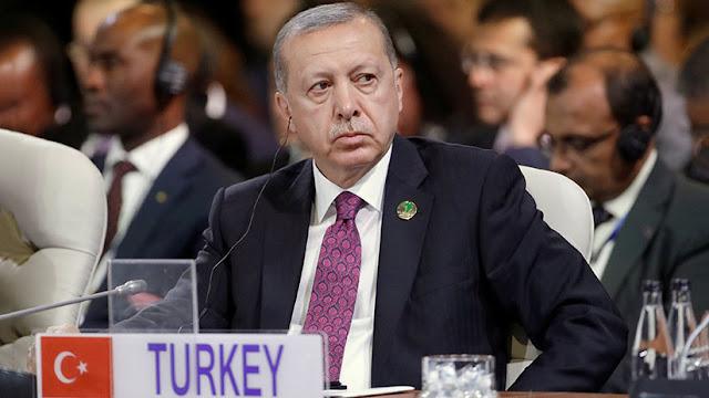 Erdogan: Turquía acudirá al arbitraje internacional si EE.UU. no le suministra cazas F-35
