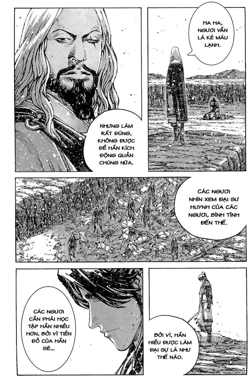Hỏa phụng liêu nguyên Chương 386: Hoàng kim chi lộ [Remake] trang 19
