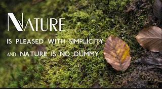 Nature Status in English