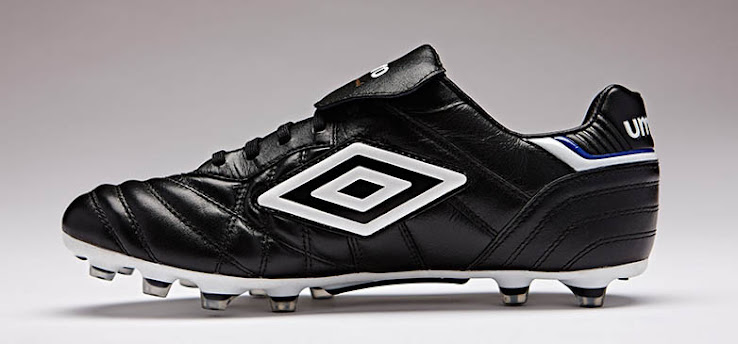 5390ea0aa It's now confirmed that Pepe was not wearing a decades-old boot, but a  black-out version of the Umbro Speciali Eternal.