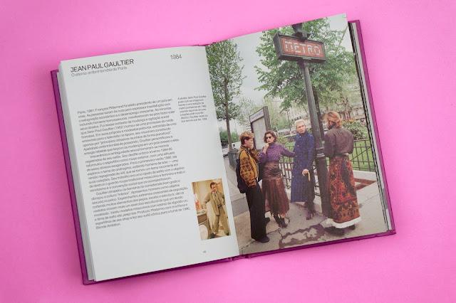 livro 50 icones que inspiraram a decada 1990