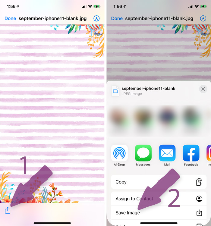How to Install iPhone Wallpaper